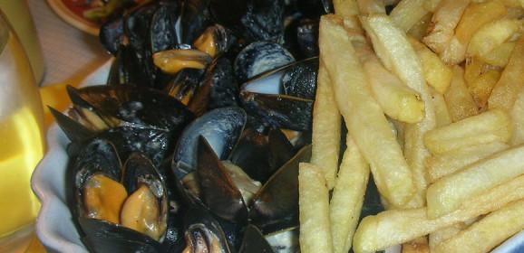 Moules Marinière: Grand Prix Gourmet, Belgium