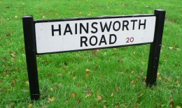 Hainsworth Road