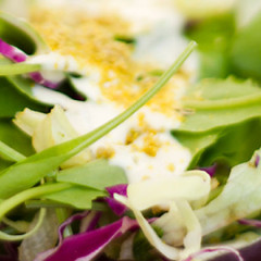 Haystacks: Taco Salad