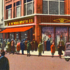 Memories of Woolworth's