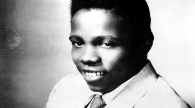 The Late Great Johnny Ace.