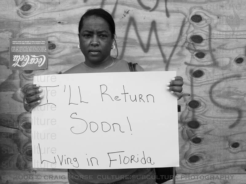 """Forsaken... Not Forgotten: New Orleans After the Flood"""
