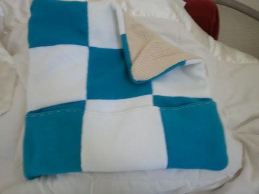 Back of Grumpy Cat pillow case