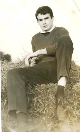 Colin teenager