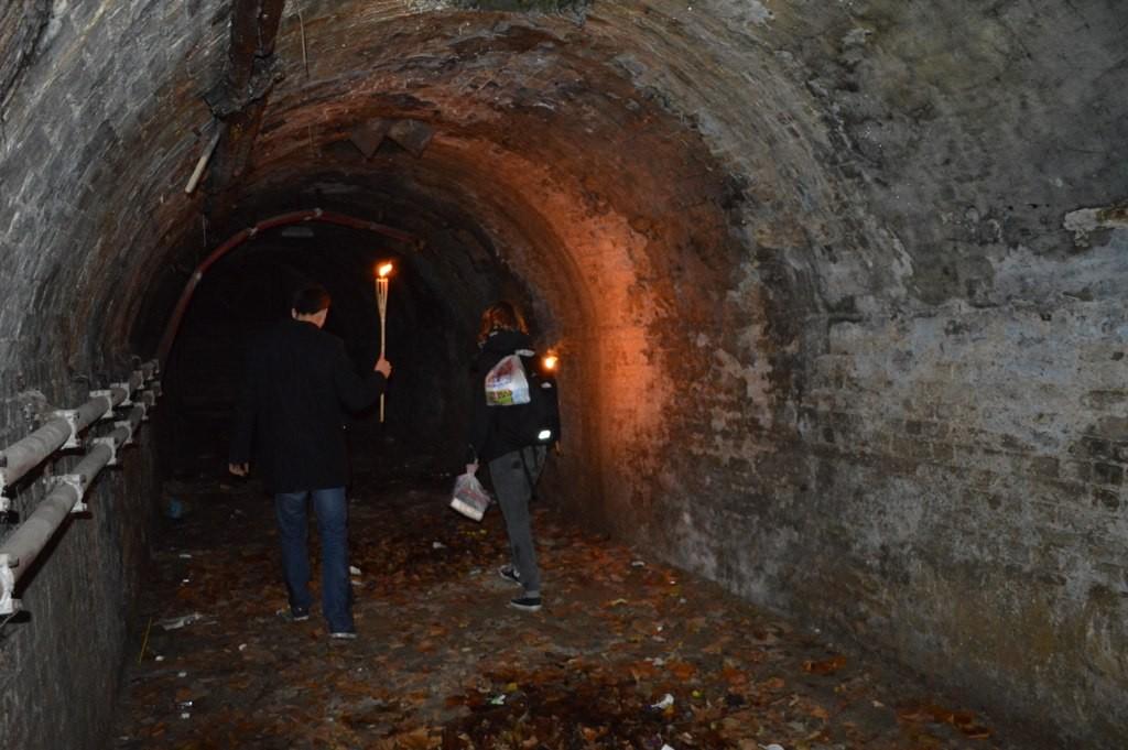 Camden catacombs