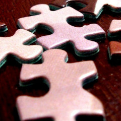 Gifts for Seniors:  Large Piece Puzzles
