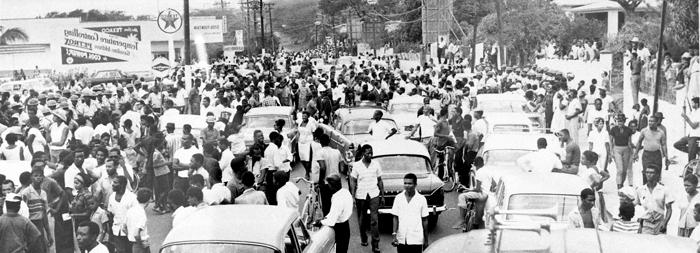 Jamaica, 1965