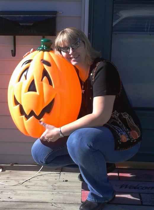 Cheryl - Pumpkin