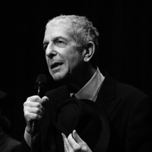 File:Leonard Cohen, 2008. Wikicommons.