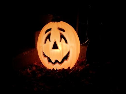 Outside Pumpkin2