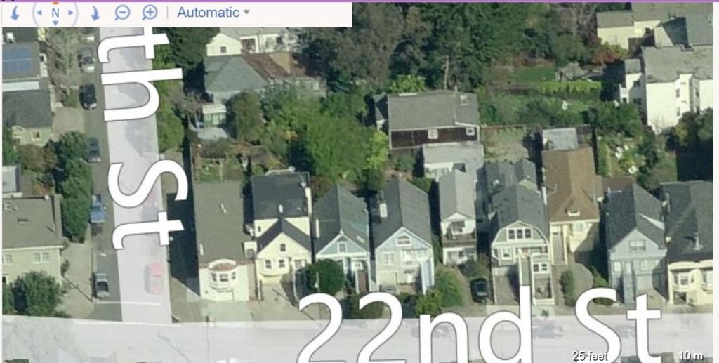 22nd street house