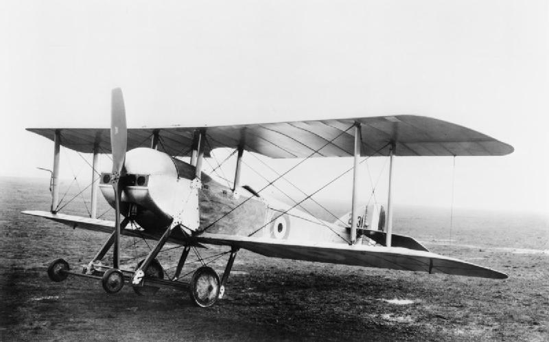 Louis Strange aircraft