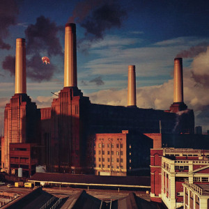 Pink Floyd - Animals. To see ways to buy, click on the cover image.