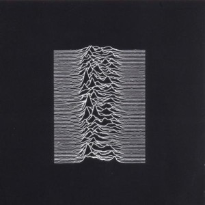 Unknown Pleasures - Joy Division. Click on image for more details.