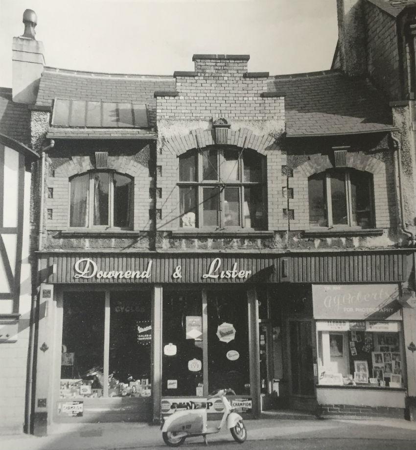Shambles Street 1960s sm