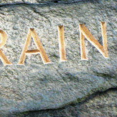 'Stanza Stones' (5): The 'Rain Stone'