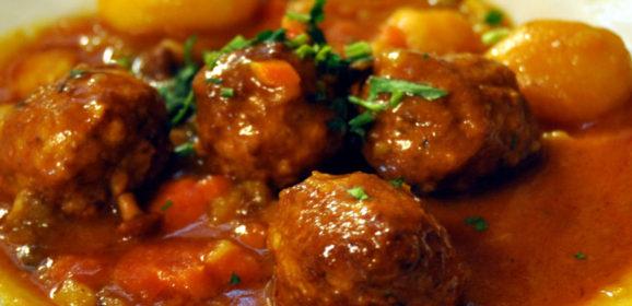 Grand Prix Gourmet: Baku Kufte