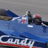 Didier Peroni and Gilles Villeneuve
