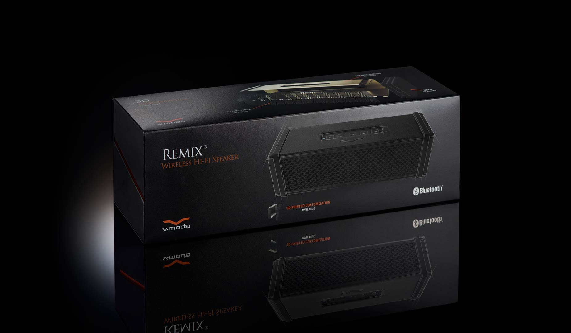 Remix Speaker Package