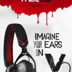 HBO True Blood for V-MODA Imagine your ears on V ad Campaign