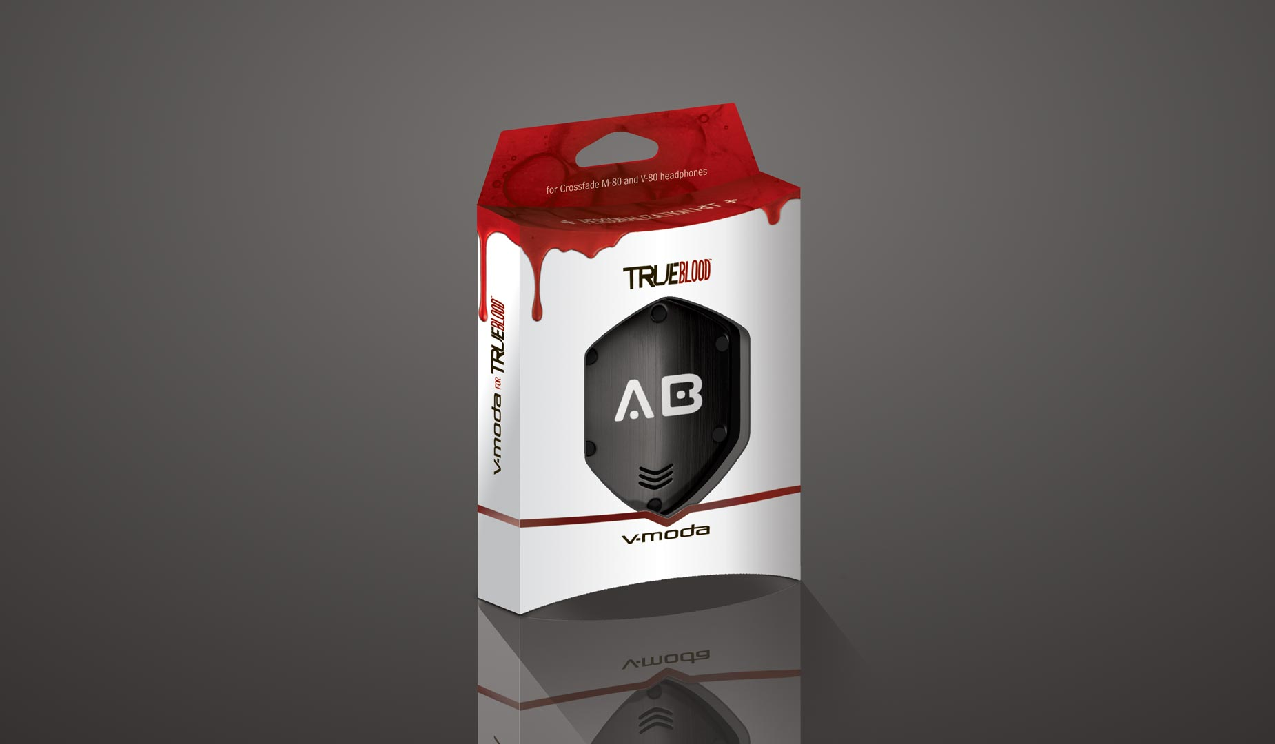 TrueBlood Shield Packaging