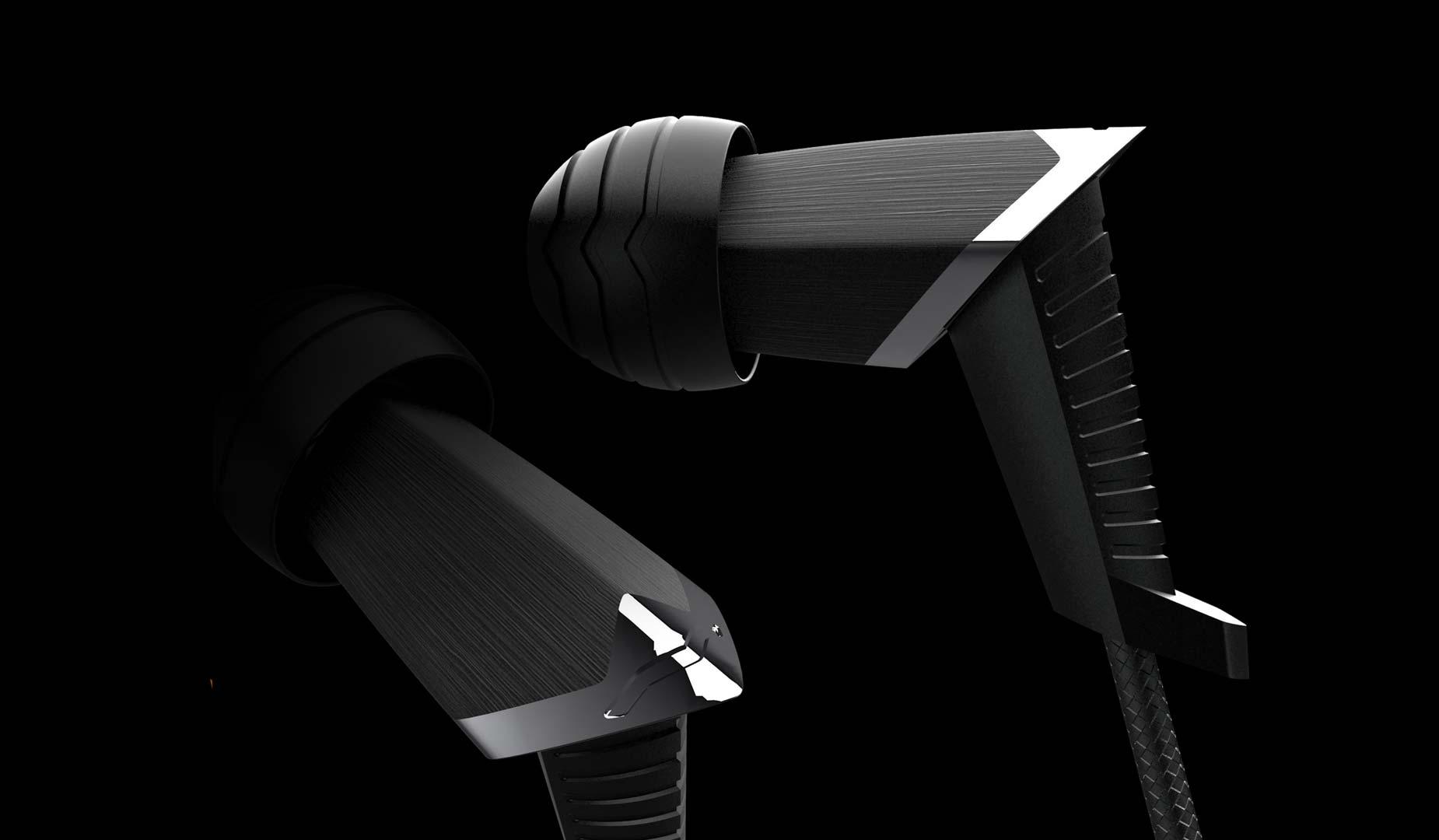 3D Headphone Prototype