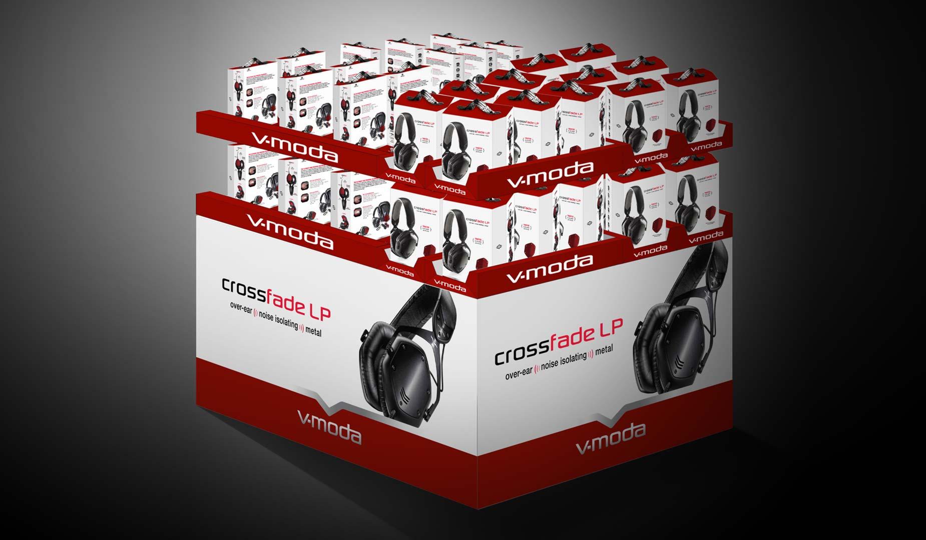 Costco LP Product Headphone Pallet