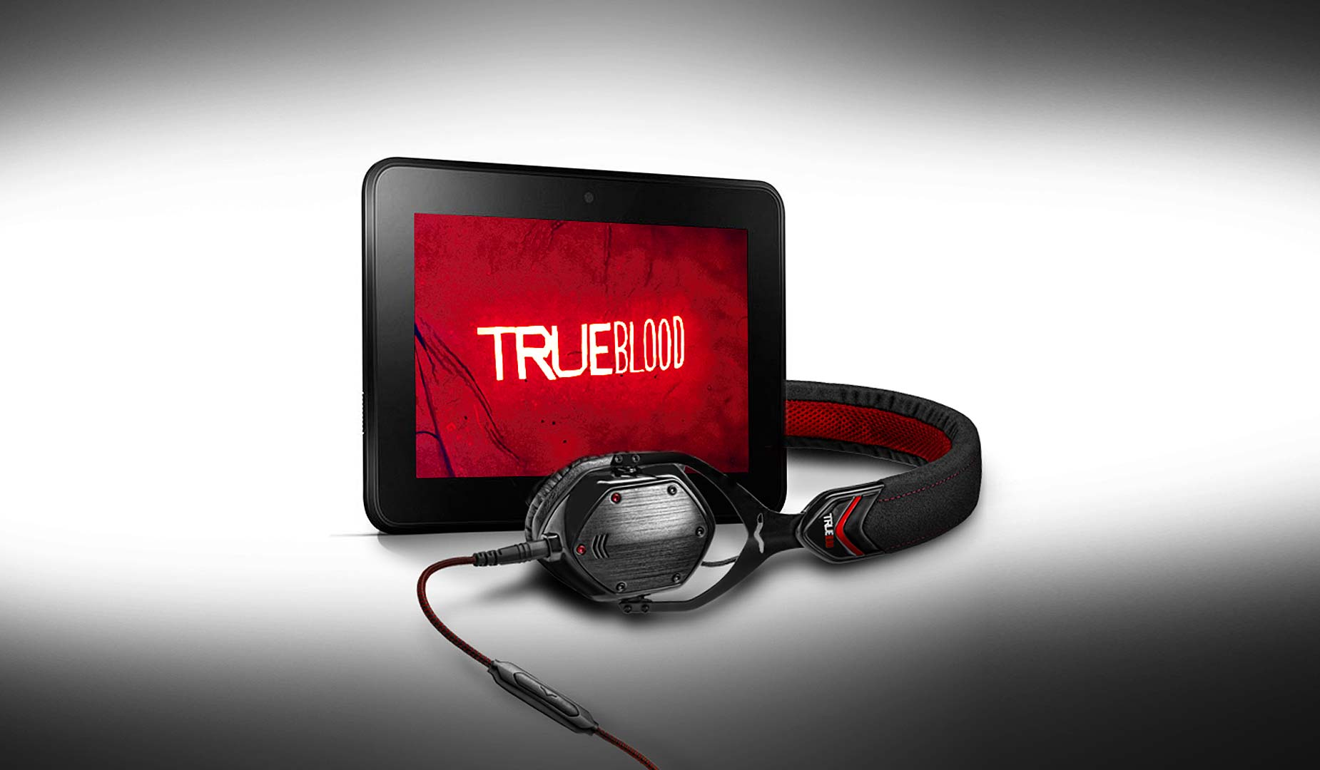 HBO True Blood Kindle Ad