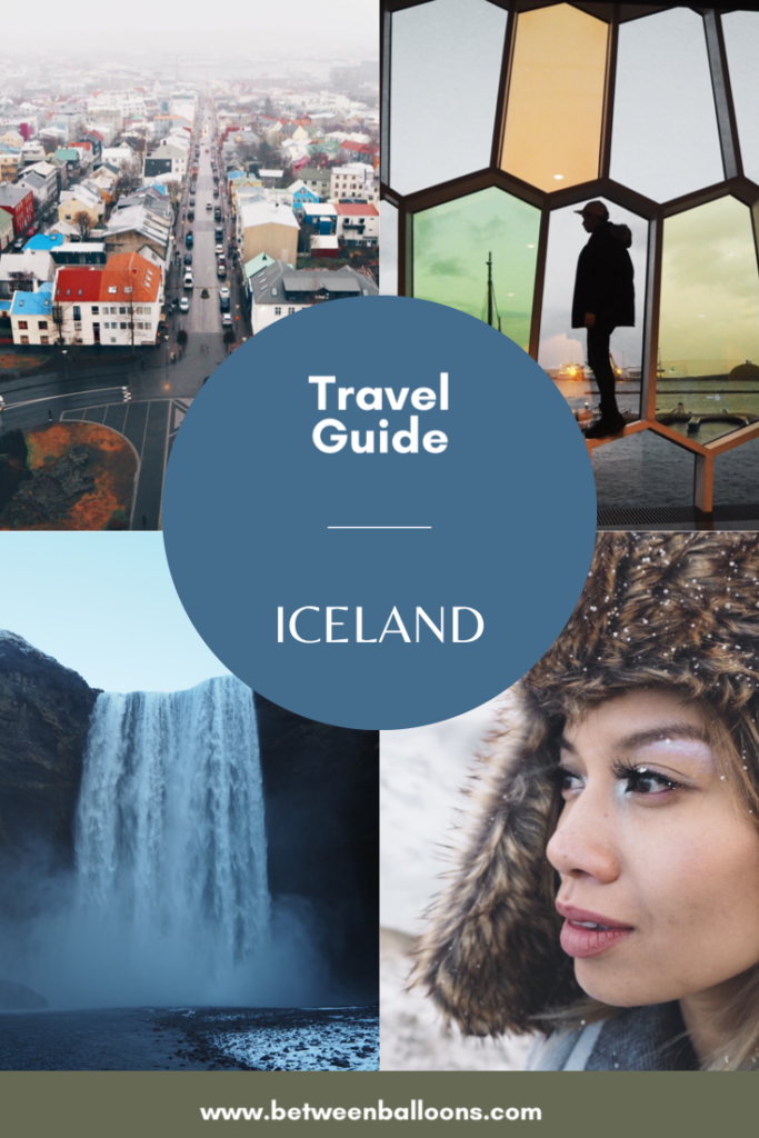 Iceland Travel guide.