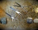 Hair-Thinner-Shears-Model-351-1950
