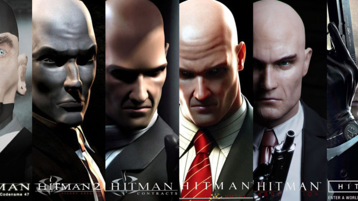 Hitman Holiday Hoarders Global Gaming Headquarters