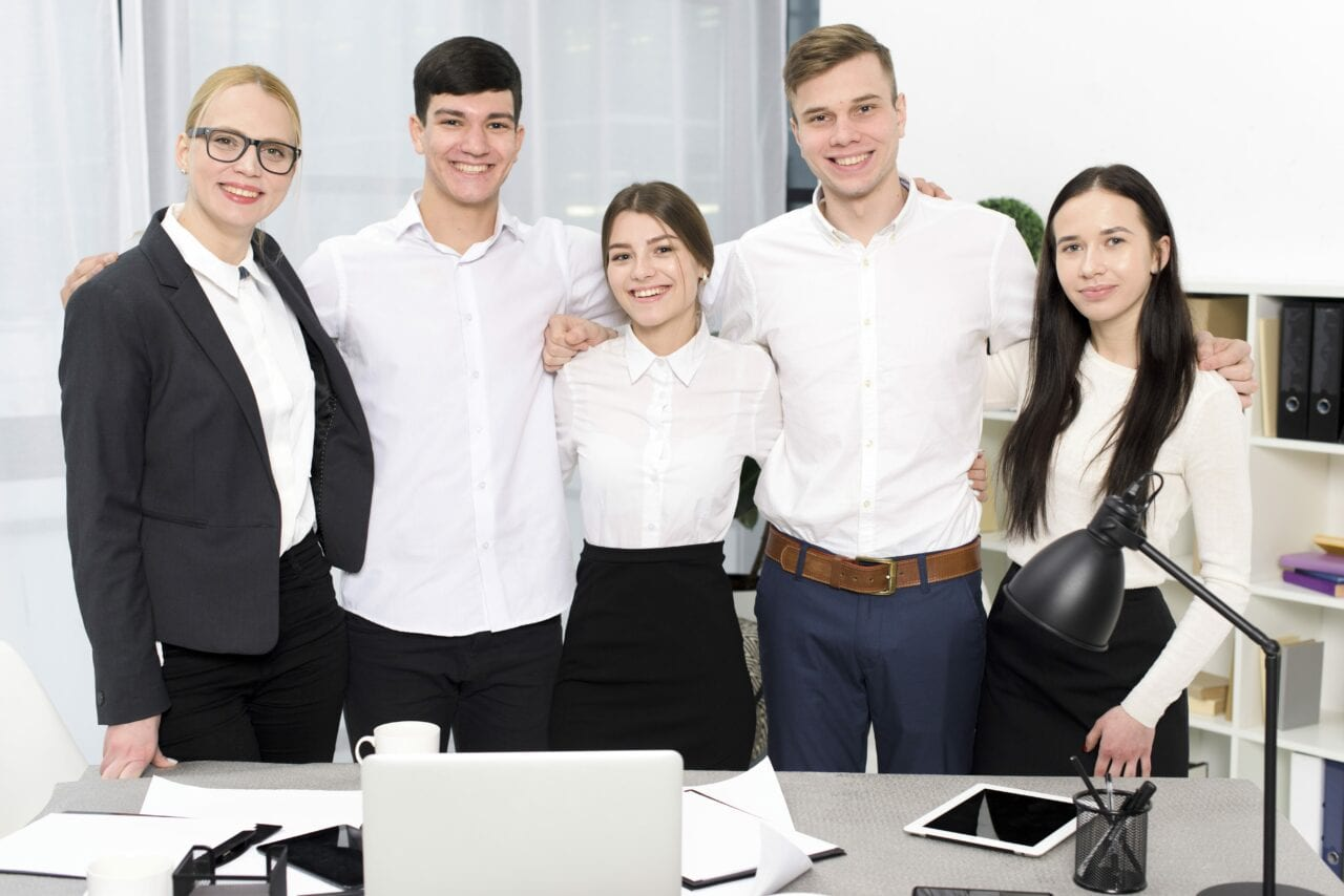 Young Office Workers