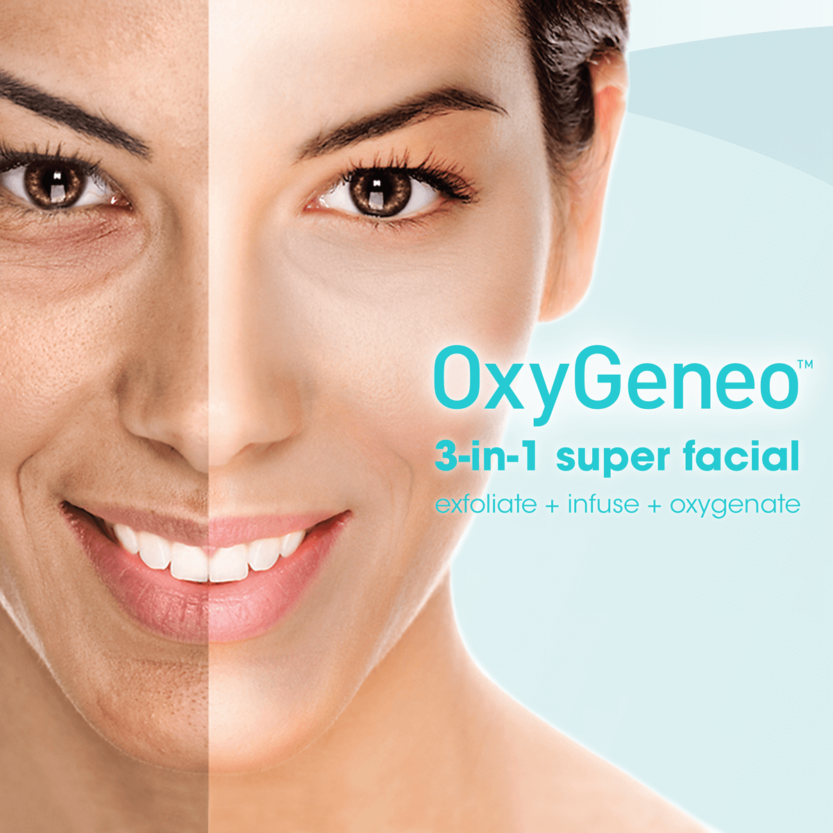Oxygeneo 3-1 Super Facial