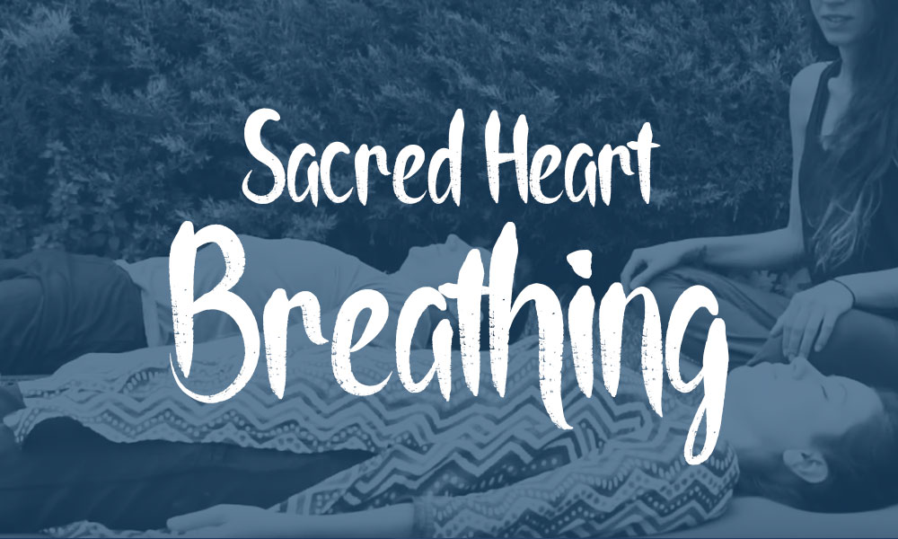 Sacred Heart Breathing