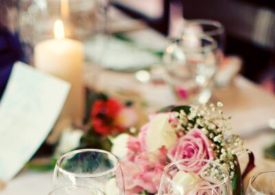 Hermitage wedding table