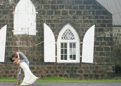 Getting married on Nevis