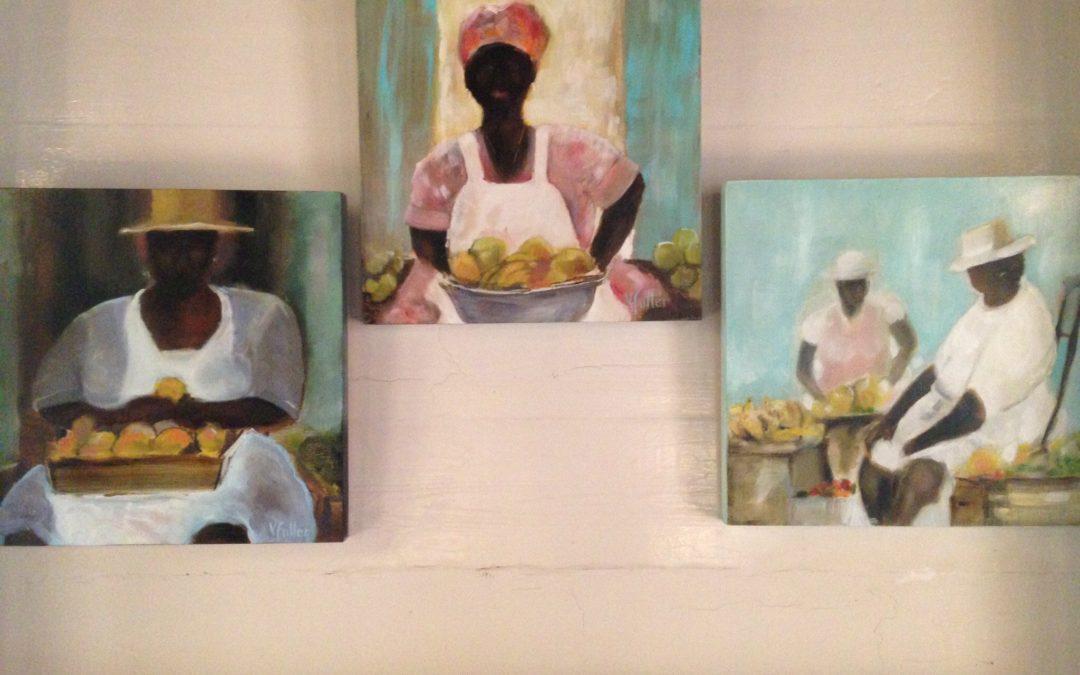 Markets of Nevis