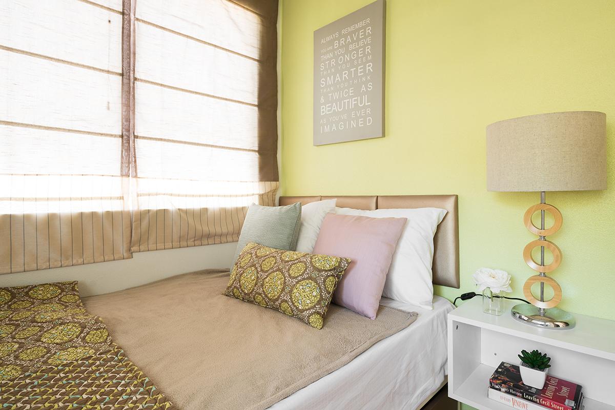 Harmonis Bedroom View