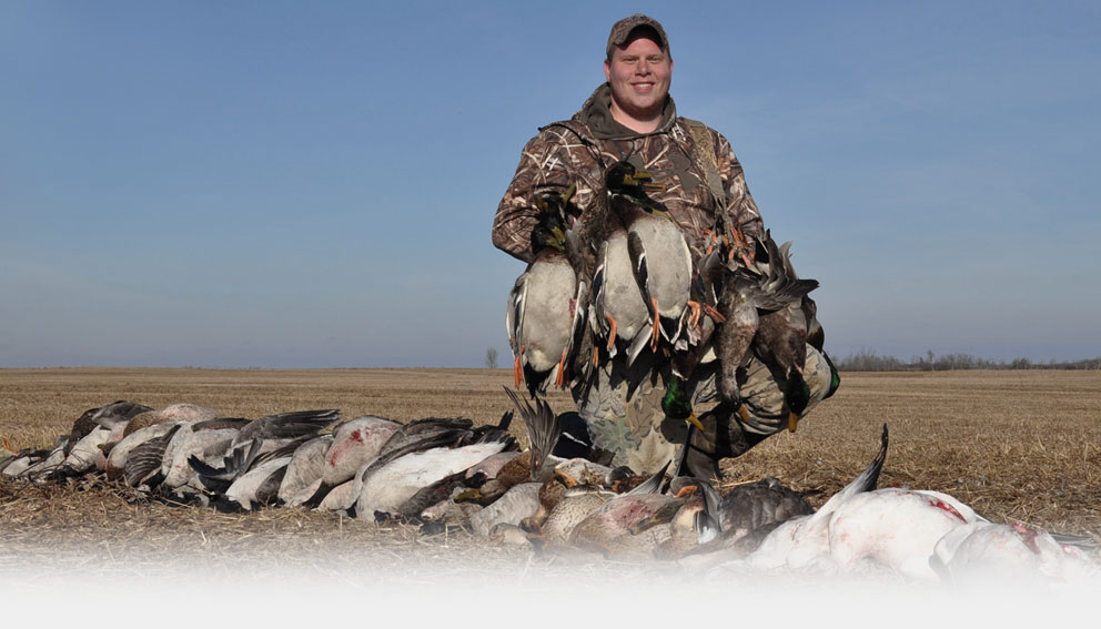 Waterfowl Hunting Saskatchewan