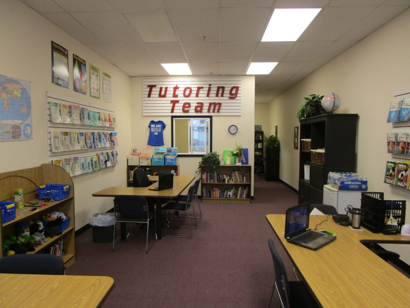 Rocklin's Tutoring Team