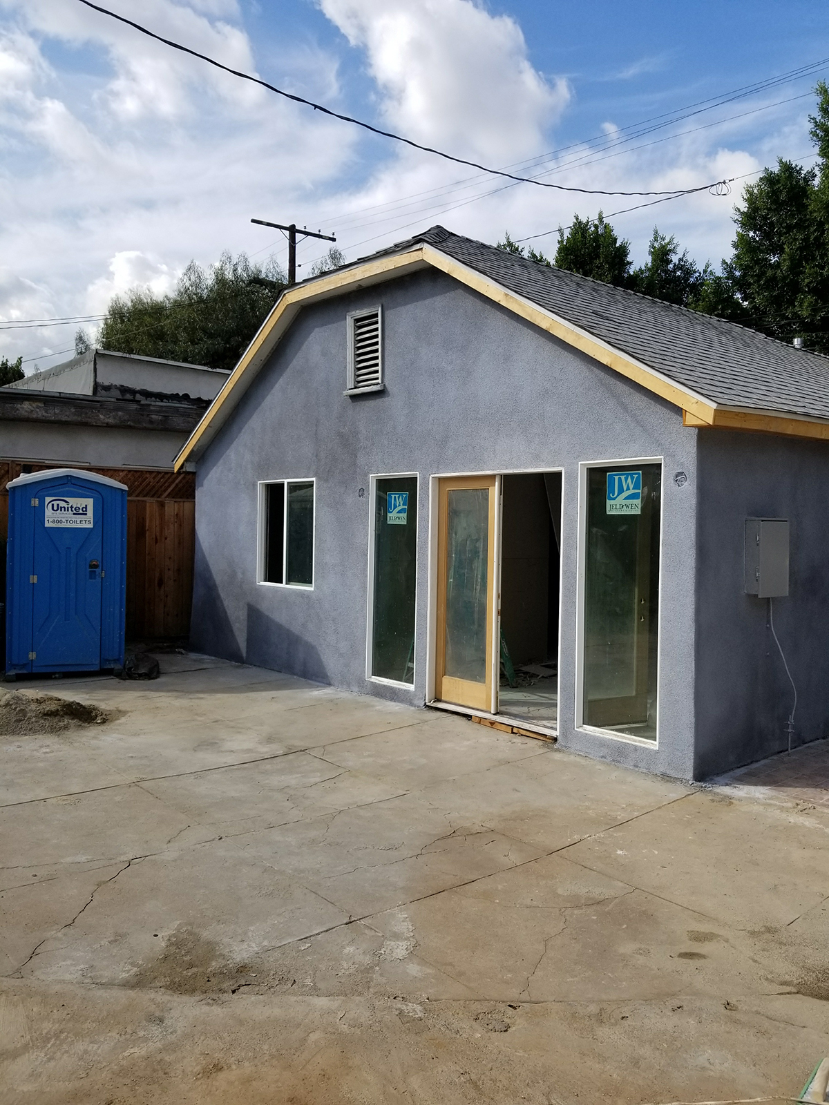Detached Garage Conversion and Addition Los Angeles