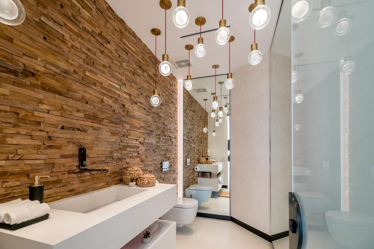 Multiple Bathroom Remodels in Mountainview Calabasas