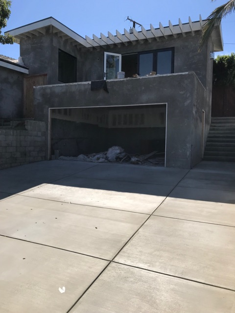 Complete Home Remodel with Garage Relocation in Torrance CA
