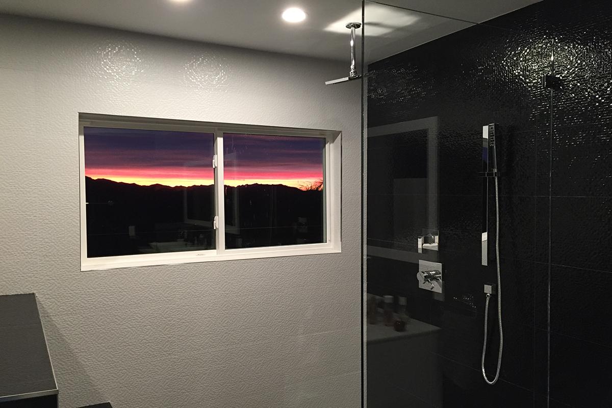 Master Bathroom and Powder Room Remodel in Calabasas