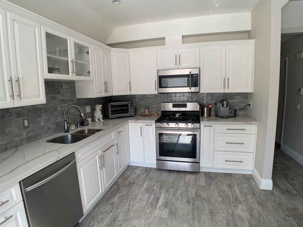 Contemporary Kitchen Remodel Thousand Oaks CA