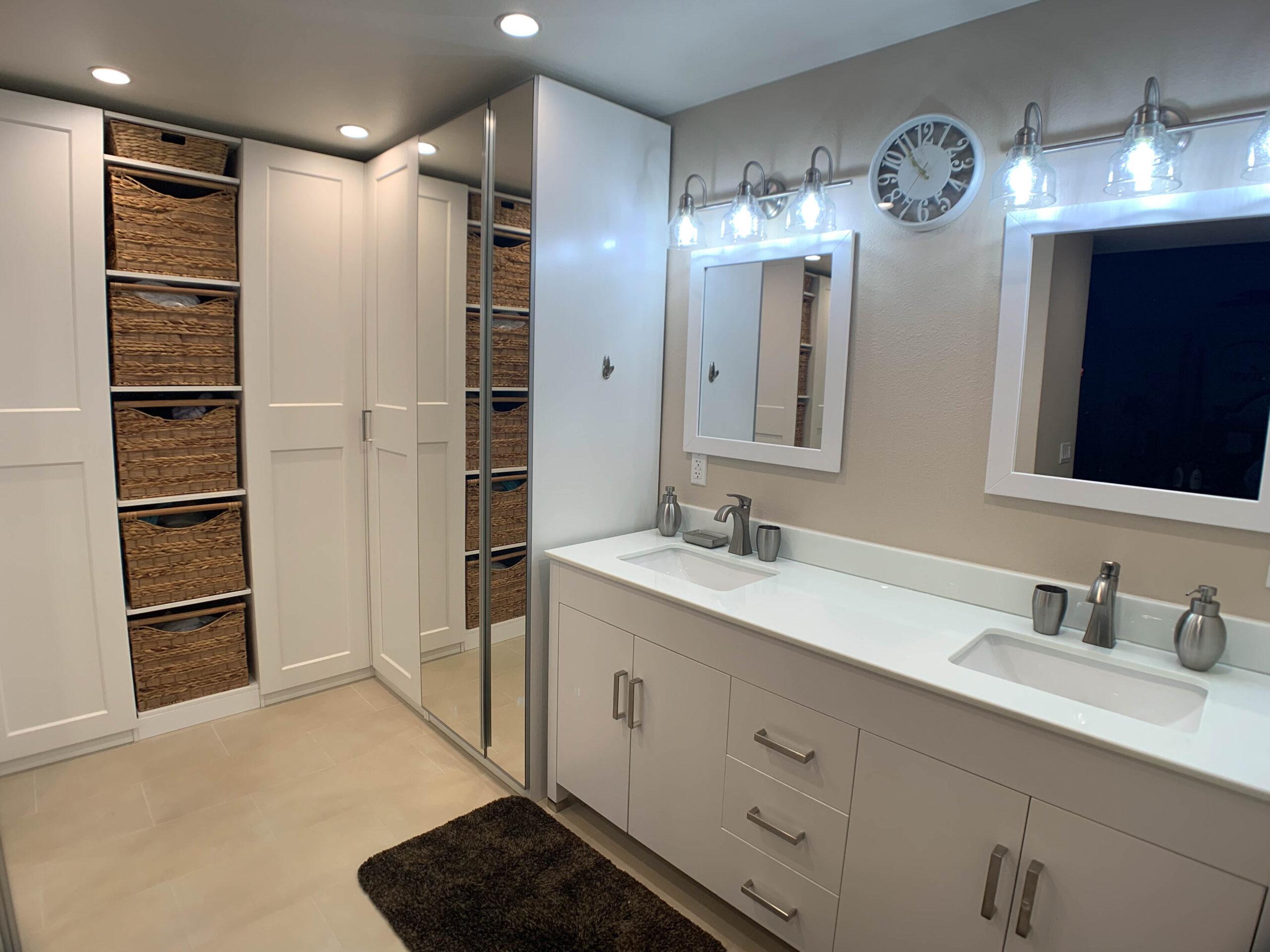 Master Bathroom Remodel Simi Valley CA