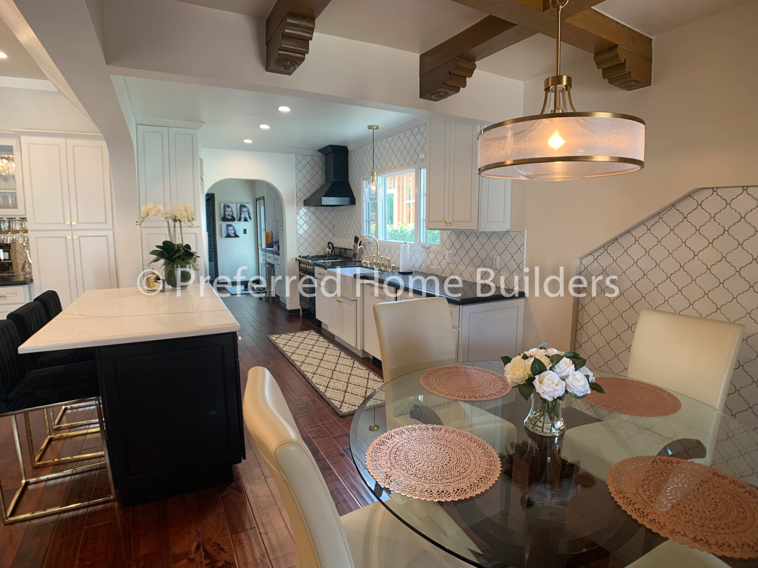 Complete Kitchen Remodel Beverly Grove CA