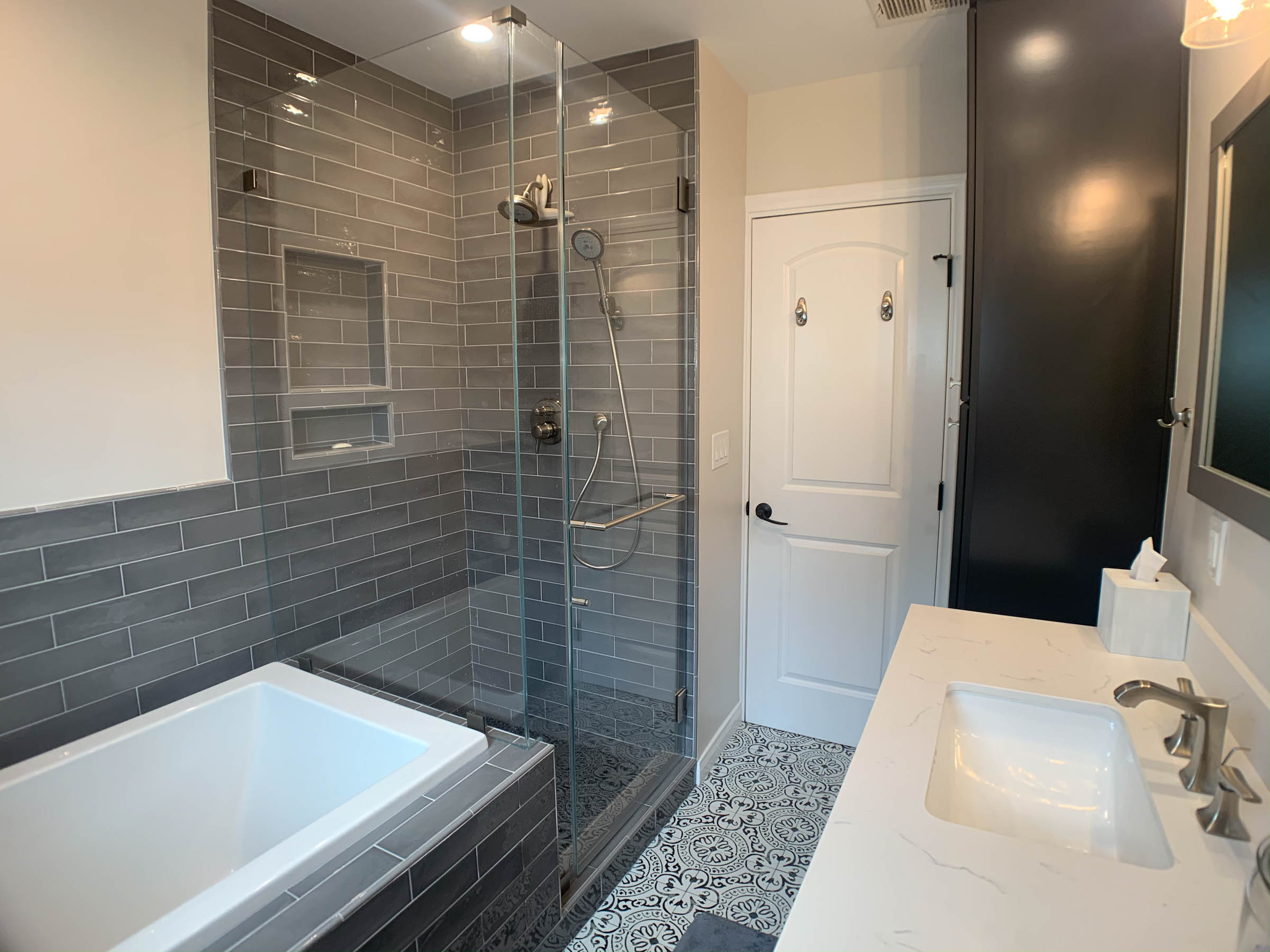 Beautiful Bathroom Remodel in Los Angeles
