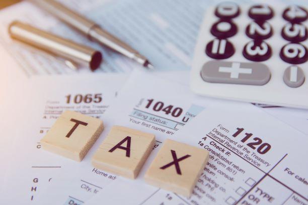 Taxes 1120 1040 1065