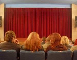 No Sweat Public Speaking! - audience - pic